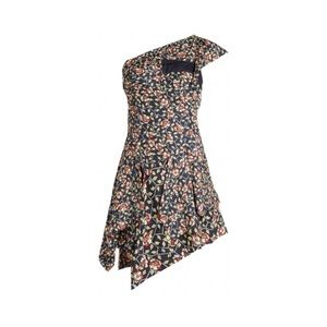 Isabel Marant  asymmetric one-shoulder dress NWT